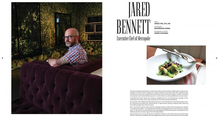 Jared Bennett
