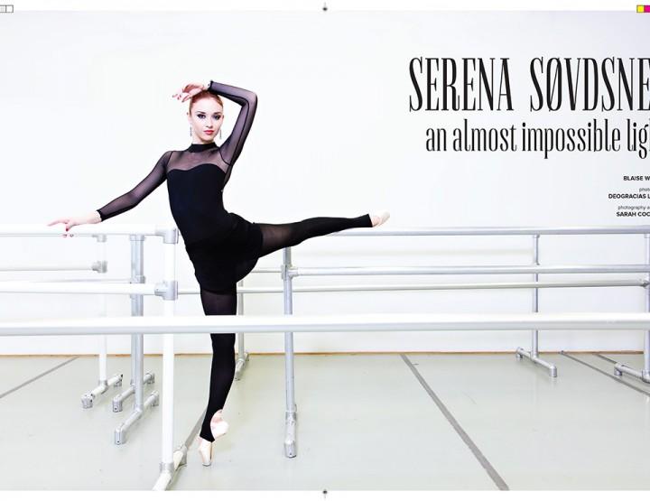 Serena Sovdsnes