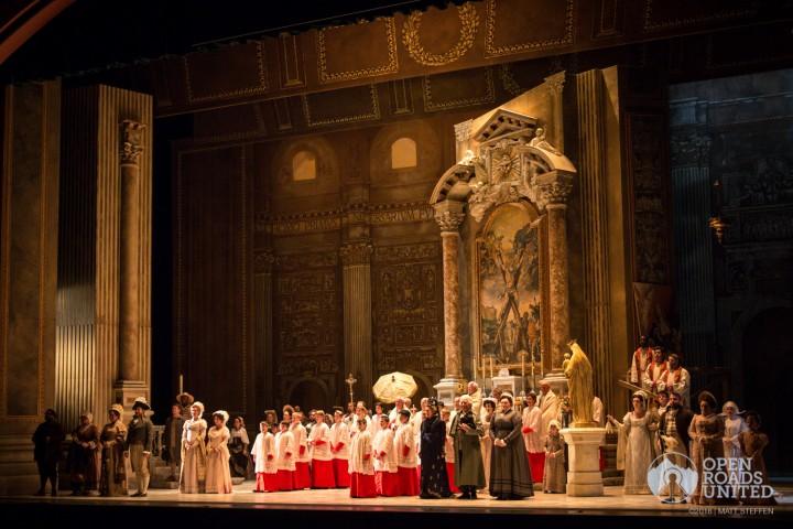 Cincinnati Opera's Tosca