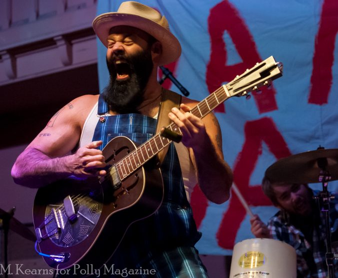 Reverend Peyton's Big Damn Band @ Southgate House Revival – Newport, KY