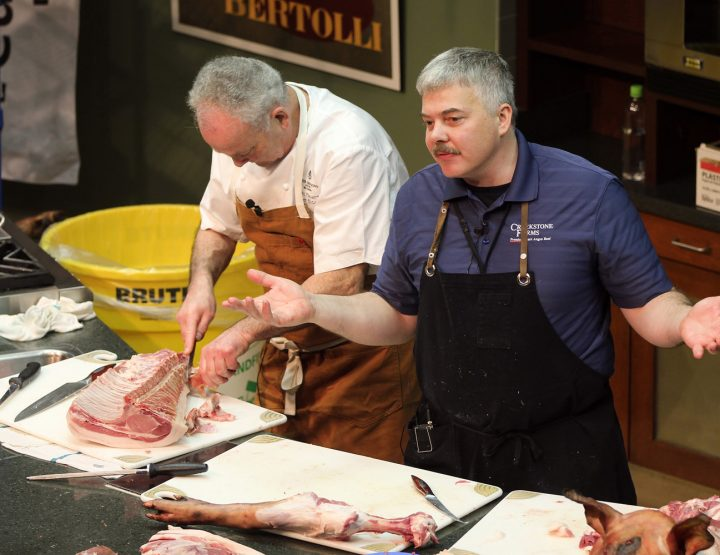 Finding the Lost Art of Butchery at Cure Camp