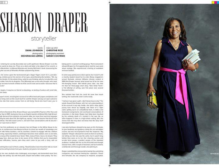 Sharon Draper - Storyteller