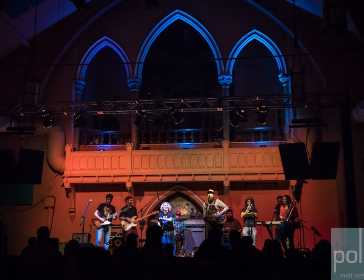 Taste of the Beard - Southgate House Revival
