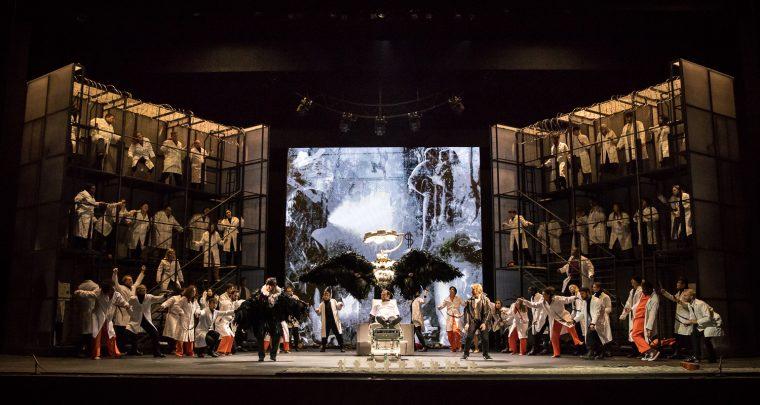 Cincinnati Opera's Another Brick in the Wall