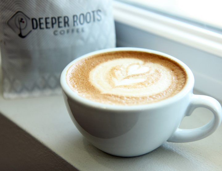 Inside Deeper Roots Coffee, Part 1