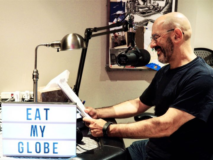 Eat My Globe Podcast