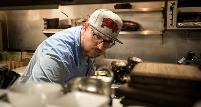 Interview with Chef Jackson Rouse of Bauer