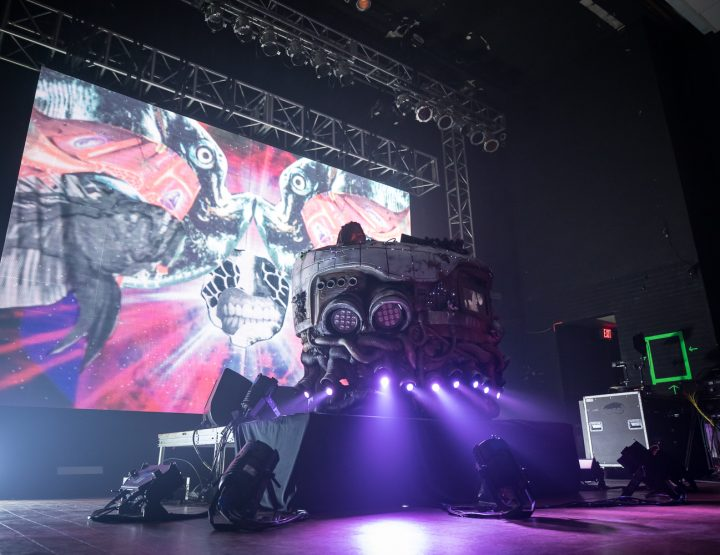 Flying Lotus in 3D - Madison Theater